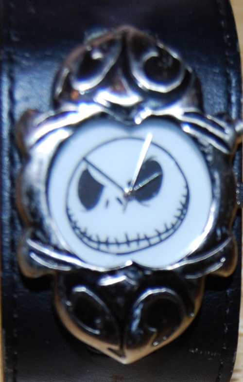 Jack skellington watch 1