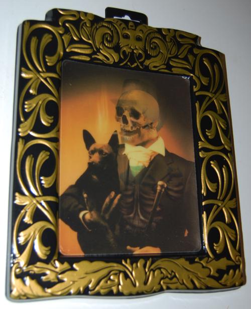 Lenticular halloween portrait 2
