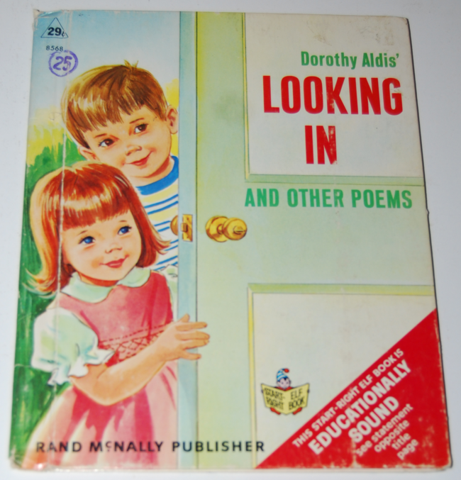looking in & other poems