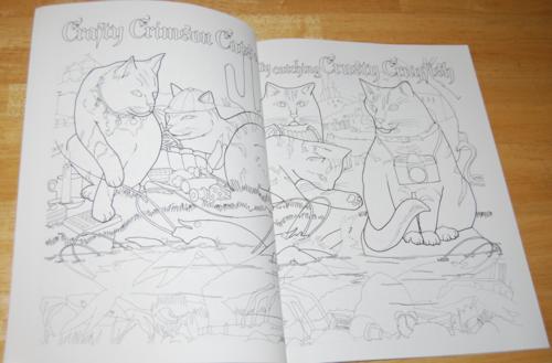 Animalia coloring book 3