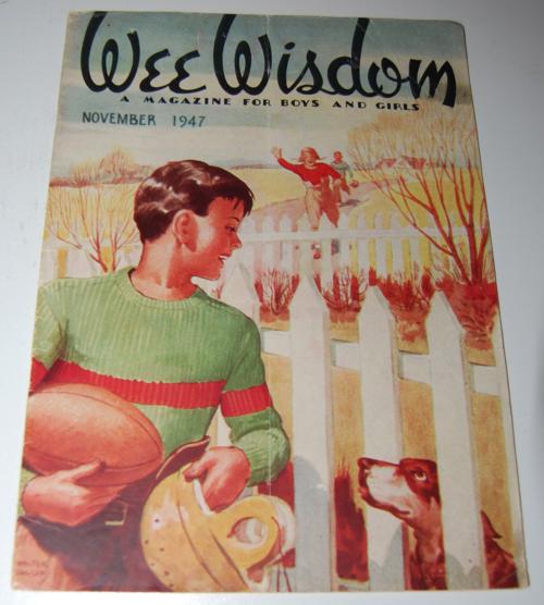 Wee wisdom november 1947