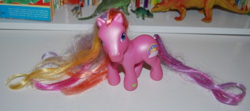 My little pony toys 1