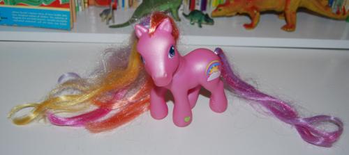 My little pony toys 1
