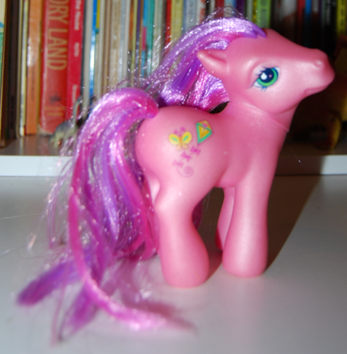 My little pony toys 10