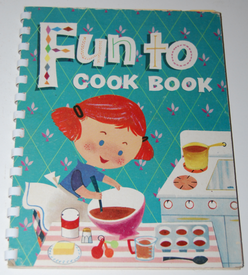 Fun to cook book carnation