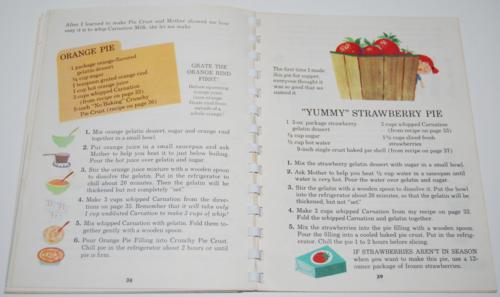 Fun to cook book carnation 10