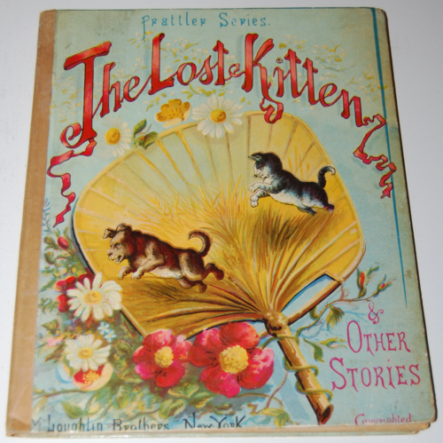The lost kitten & other stories book 1887