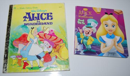 More alice books