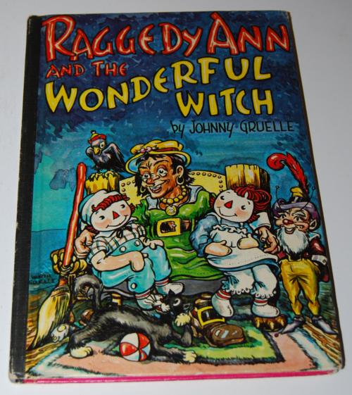 Raggedy ann & the wonderful witch
