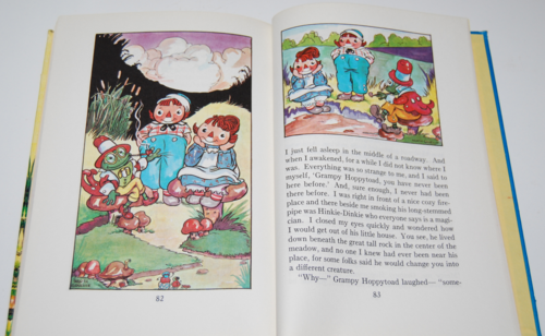 Raggedy ann & the happy meadow 12