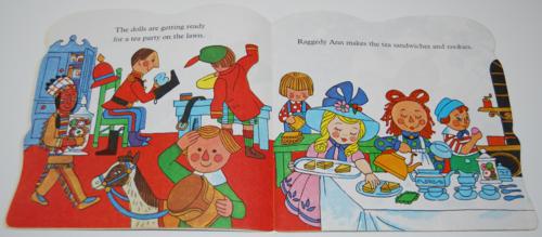 Raggedy ann golden book 4