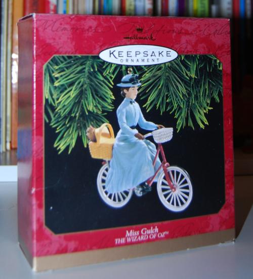 Wizard of oz keepsake ornaments 5
