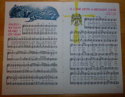 Vintage carols 5