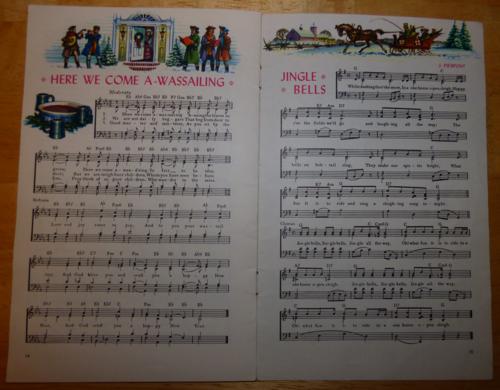 Vintage carols 6