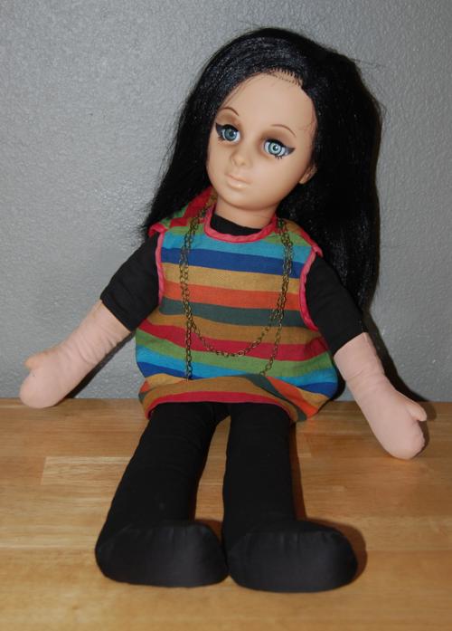 Scooba doo doll mattel 1964
