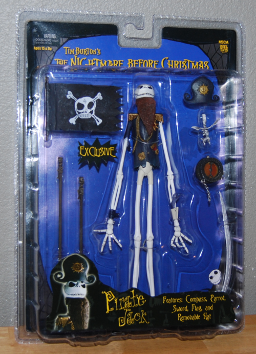 Nbx pirate jack