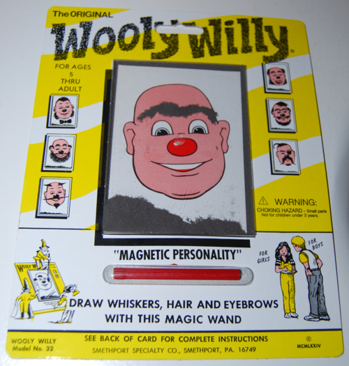 Wooly willy 2