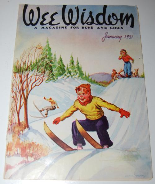 Wee wisdom january 1951