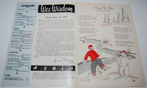 Wee wisdom january 1951 1