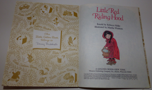 Little red riding hood 21