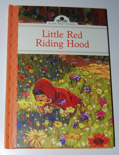 Little red riding hood silver penny stories