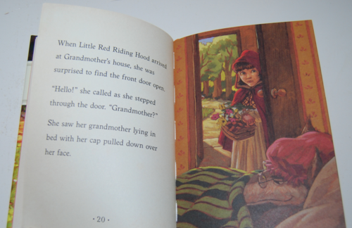 Little red riding hood silver penny stories 4