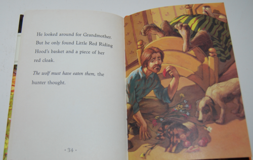 Little red riding hood silver penny stories 6