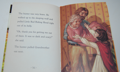 Little red riding hood silver penny stories 7