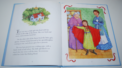 Little red riding hood paragon books 2