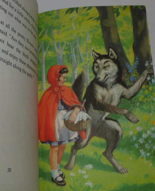Little red riding hood books 18