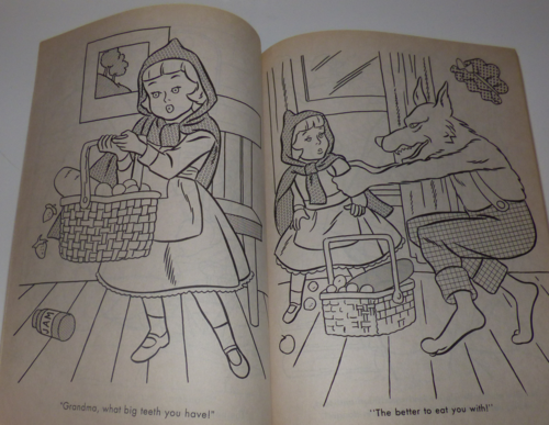 Little red riding hood books 52