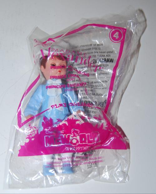 Madame alexander doll mcd 13x