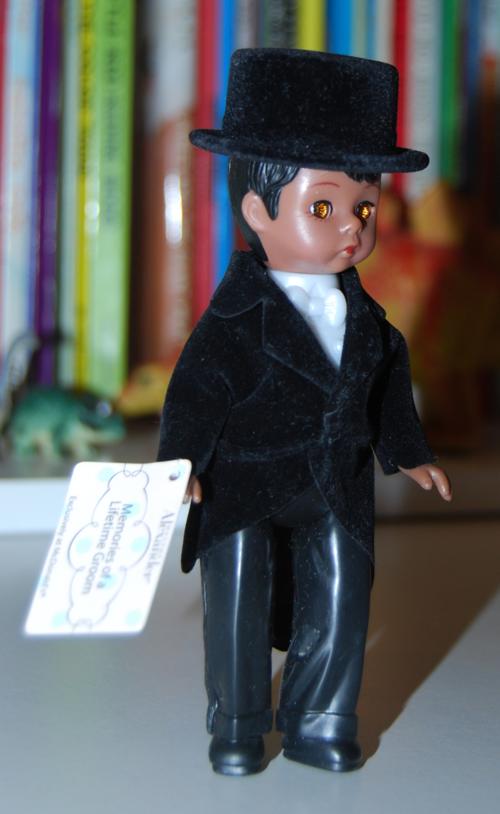 Madame alexander doll mcd 5