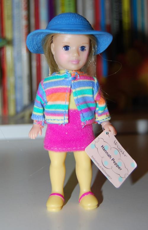 Madame alexander doll mcd 4