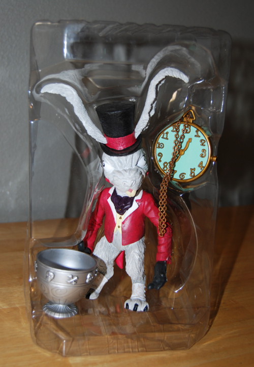 American mcgee alice red rabbit 1