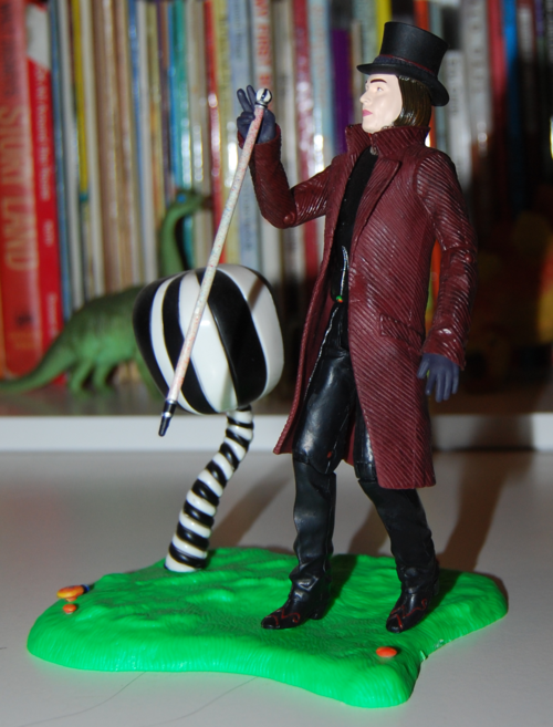 Willy wonka figure 3