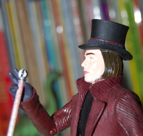 Willy wonka figure 4
