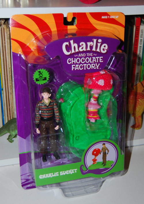 Charlie & the chocolate factory toy