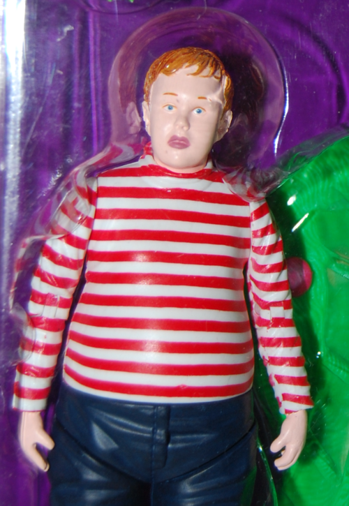 Charlie & the chocolate factory toy 6