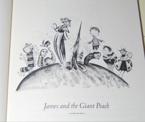 James & the giant peach 2
