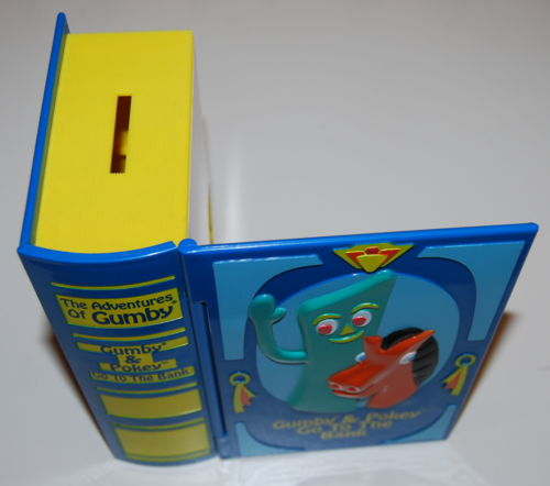 Gumby and pokey book bank 2