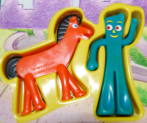 Gumby & pokey go to the bank 4