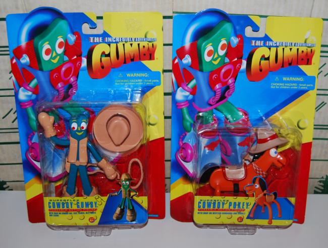 superflex gumby & pokey