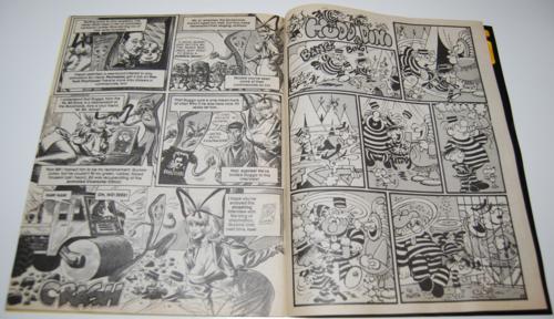 Gumby cracked magazine sept 1987 10