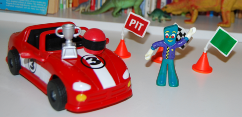 Gumby racer playset 3 (2)