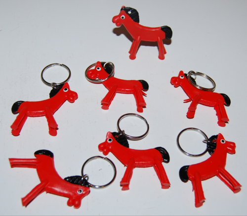 Pokey keychains