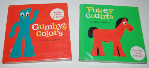 Holly harman gumby books