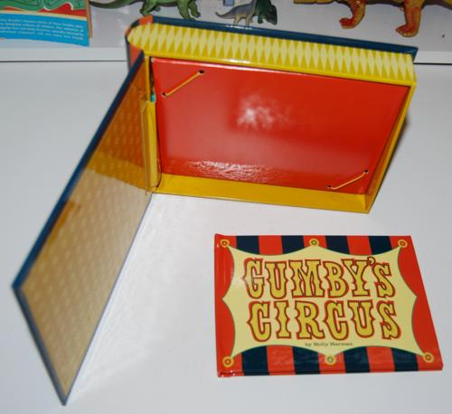 Gumby's circus holly harman 3