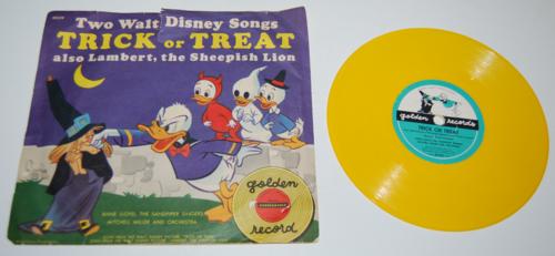 Vintage golden records for children 7