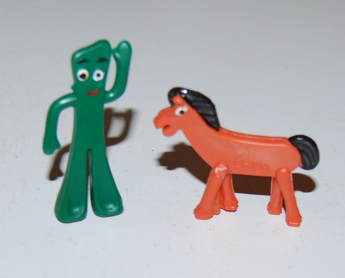 Tiny gumby & pokey